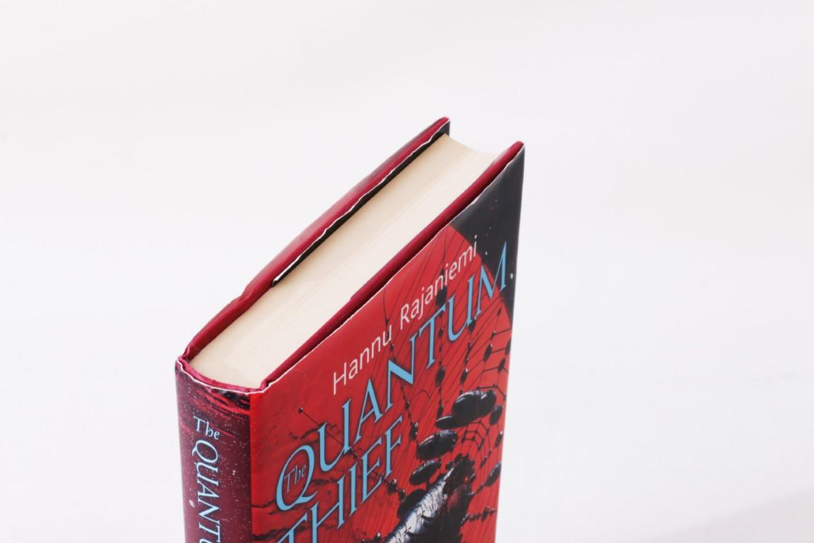 Hannu Rajaniemi - The Quantum Thief - Gollancz, 2010, First Edition.
