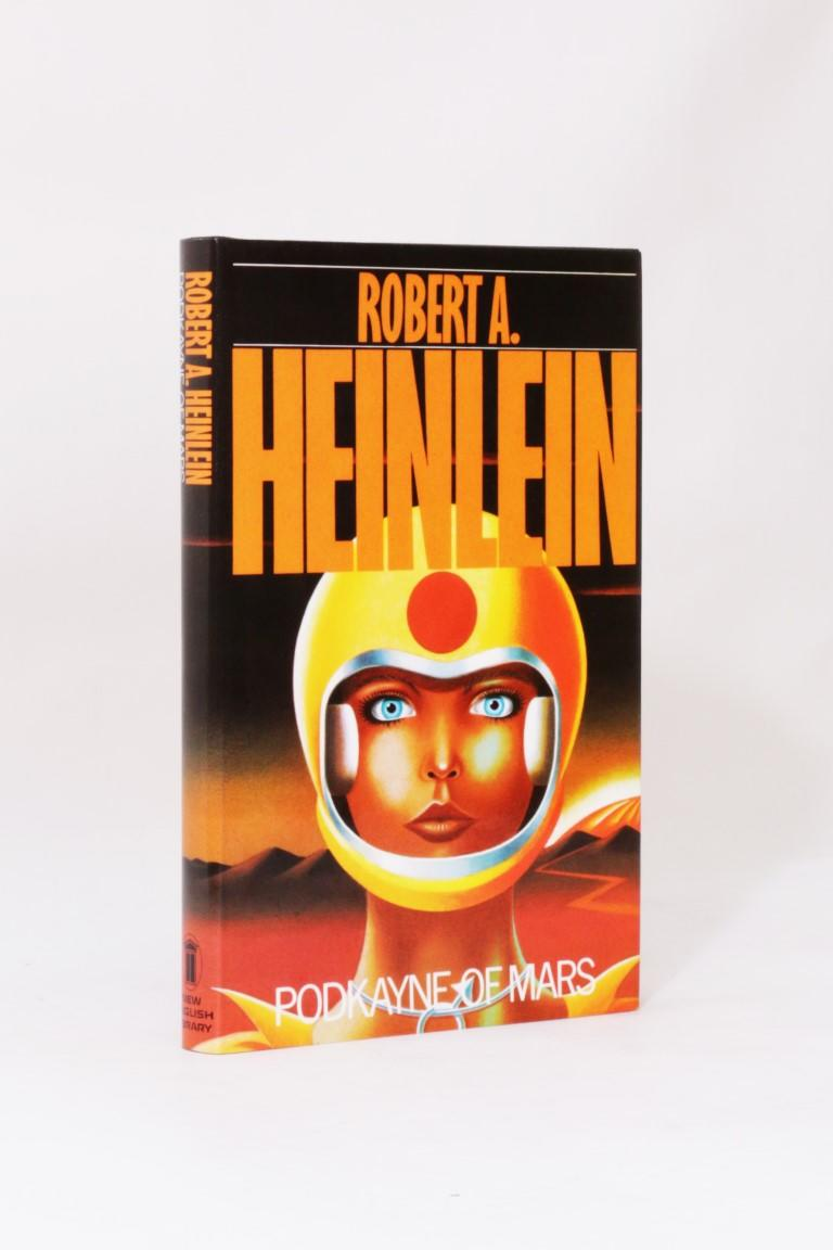 Robert A. Heinlein - Podkayne of Mars - New English Library (NEL), 1963, First Edition.