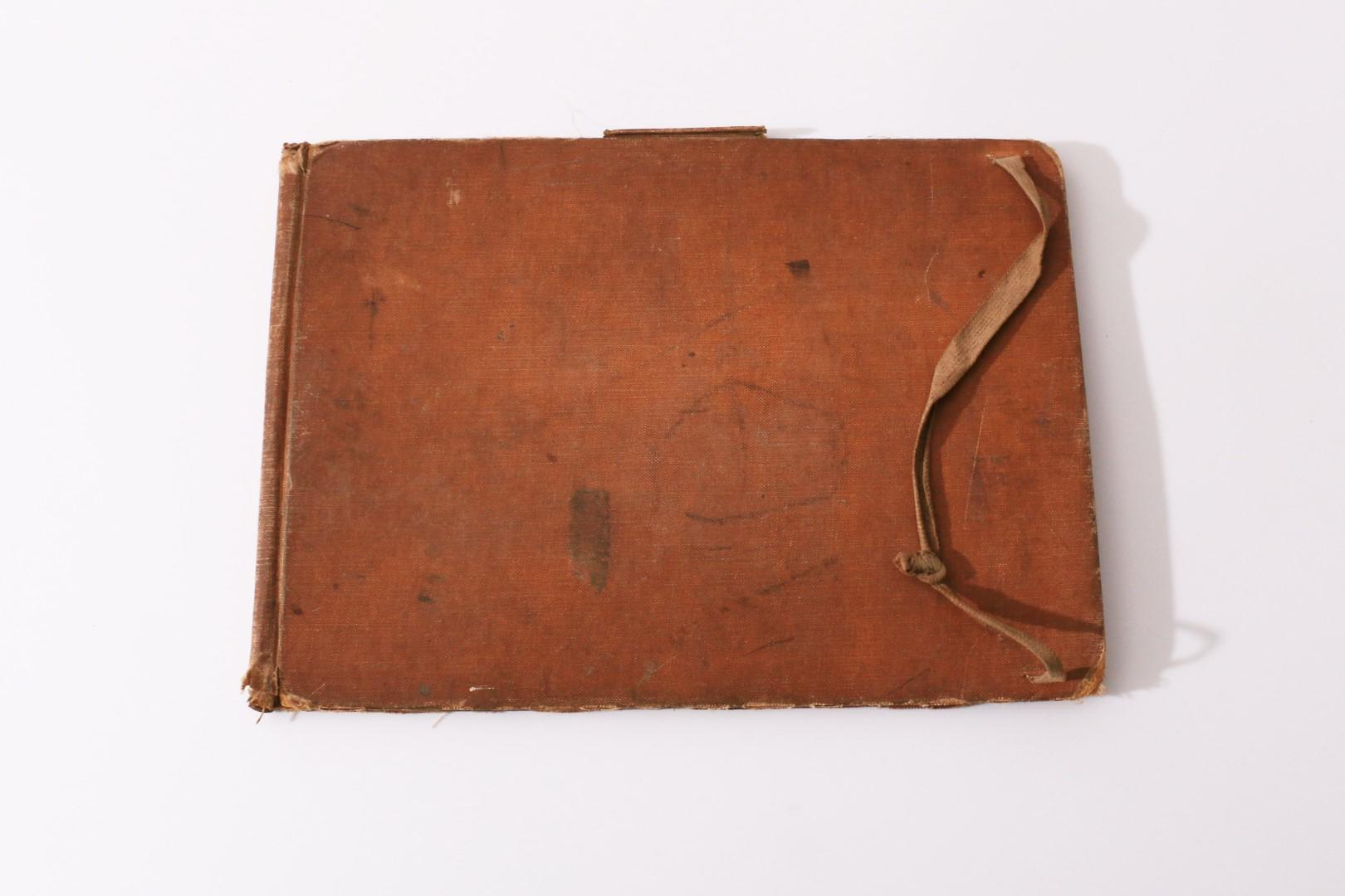 David Tayler - A Sketchbook - , c1950, Manuscript.