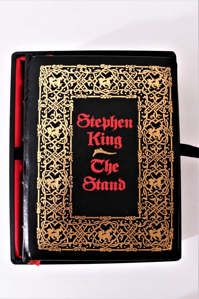 Stephen King - The Stand - Doubleday, 1990, Signed Limited Edition.