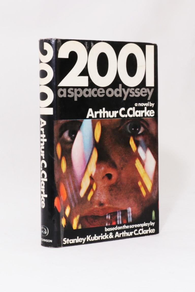 Arthur C. Clarke - 2001: A Space Odyssey - Hutchinson, 1968, First Edition.