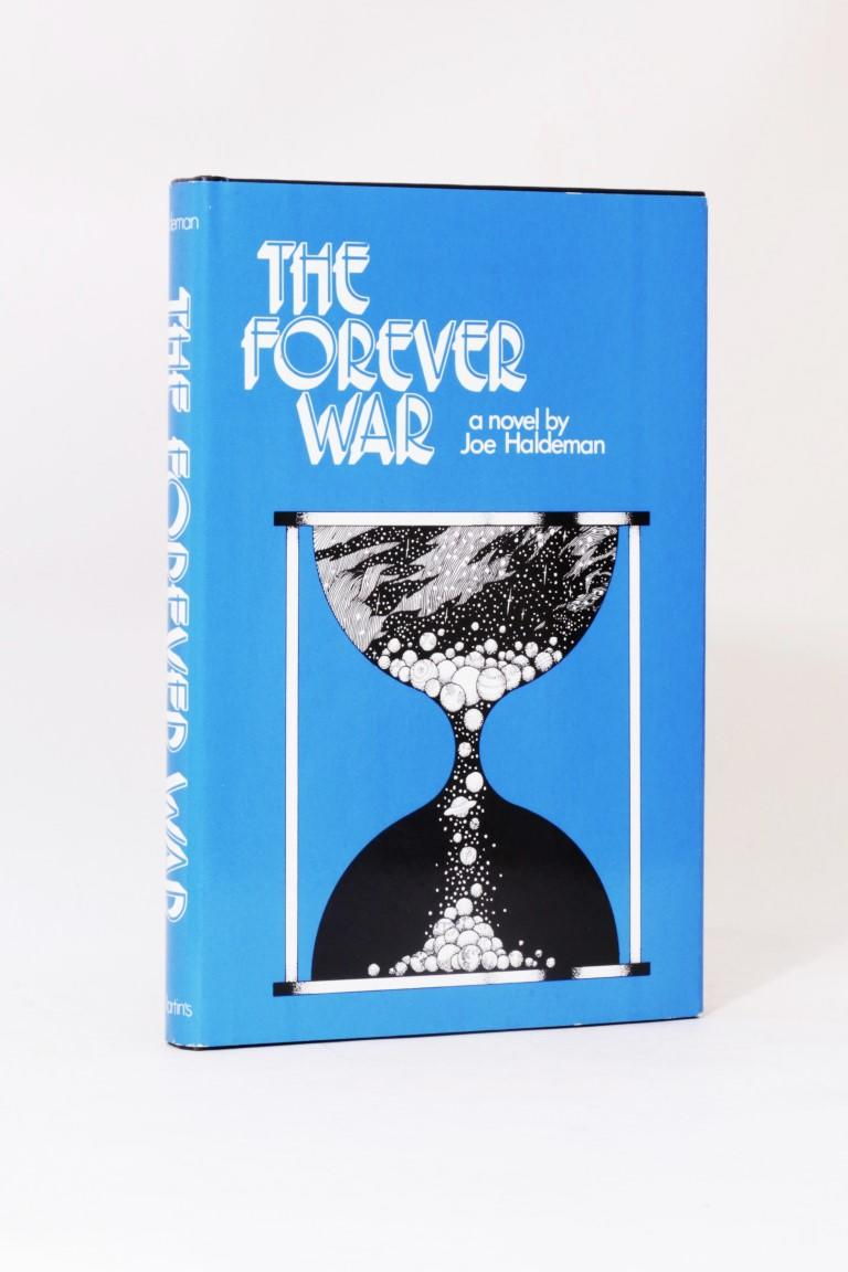 Joe Haldeman - The Forever War - St Martin's Press, 1974, Signed First Edition.