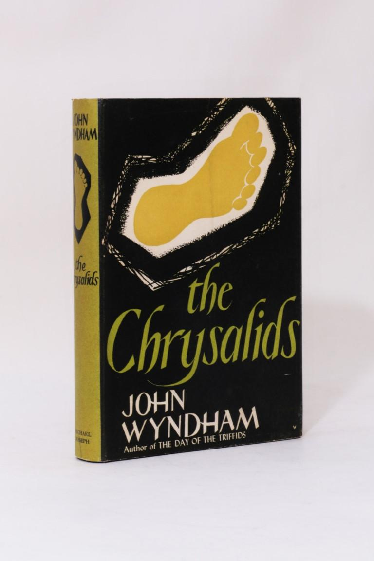 John Wyndham - The Chrysalids - Michael Joseph, 1955, First Edition.