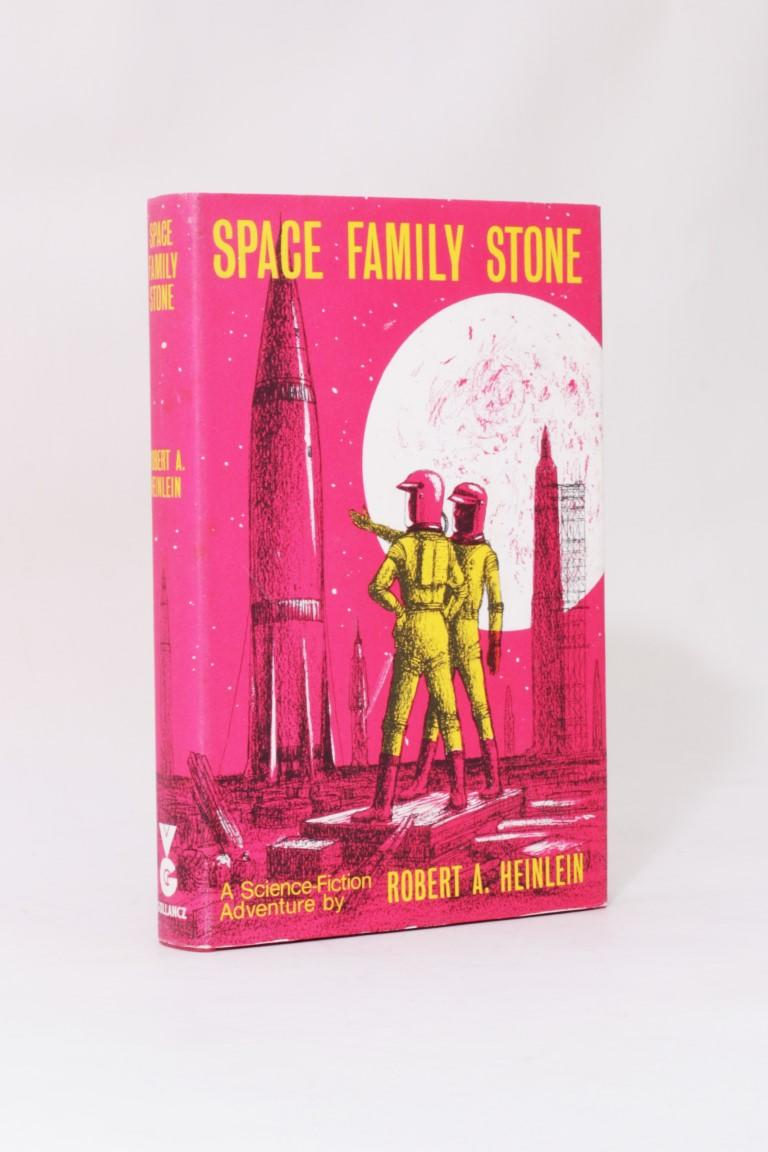Robert A. Heinlein - Space Family Stone - Gollancz, 1969, First Edition.
