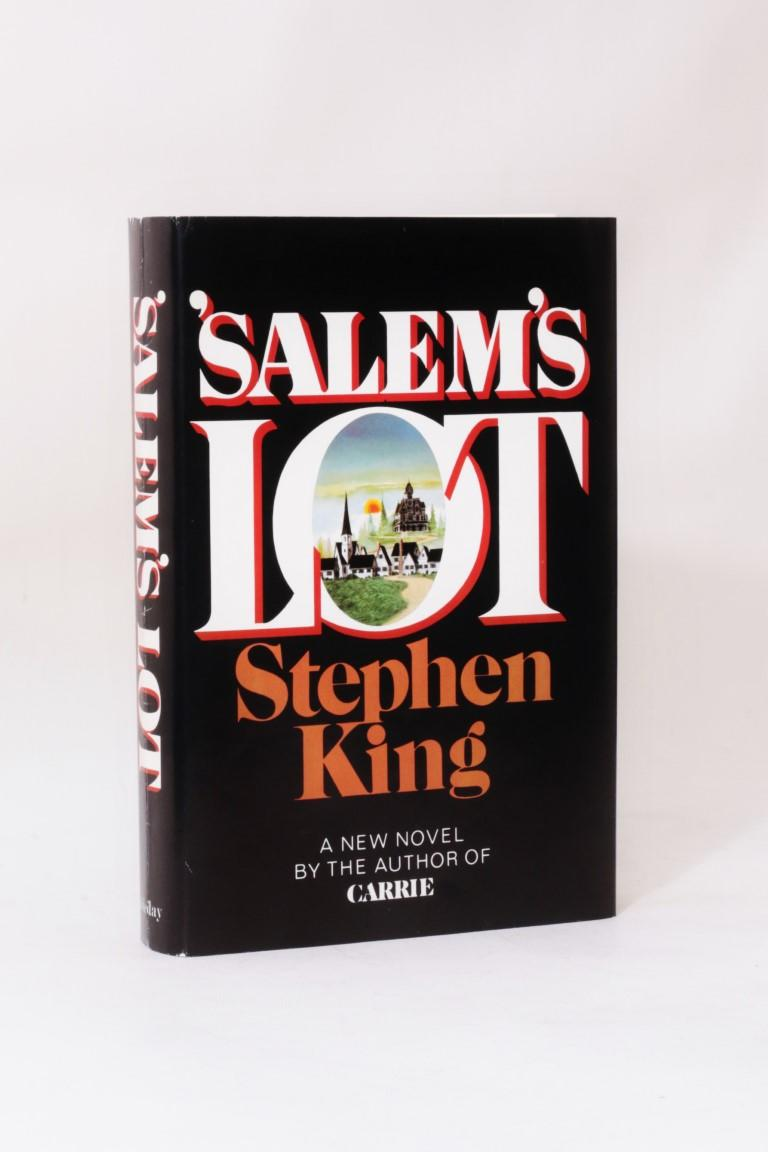 Stephen King - 'Salem's Lot - New York, Doubleday, 1975 - First Edition, First State