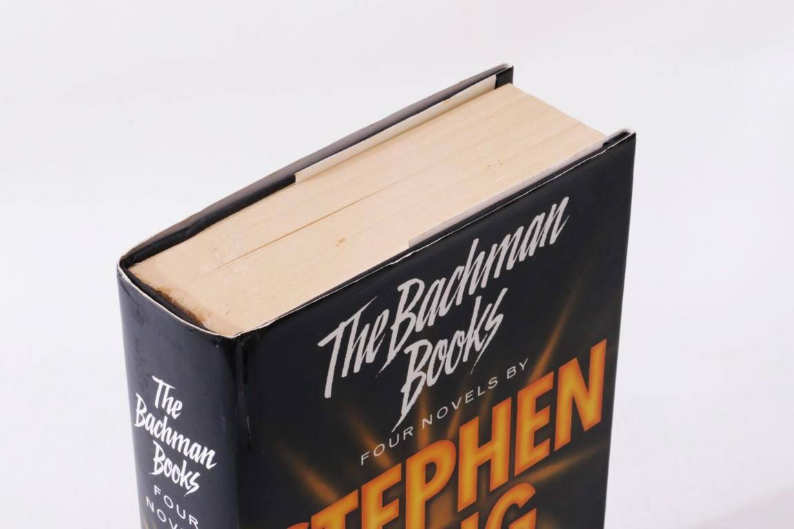 Stephen King - The Bachman Books - New English Library (NEL), 1986, First Edition.