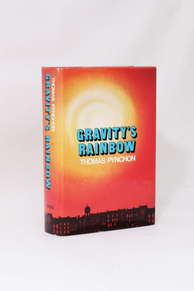 Thomas Pynchon - Gravity's Rainbow - Viking, 1973, First Edition.