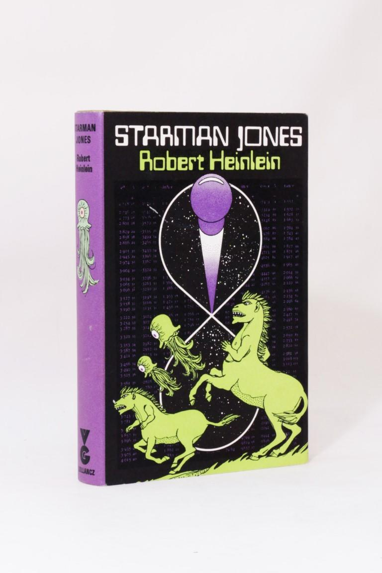Robert Heinlein - Starman Jones - Gollancz, 1971, Second Edition.