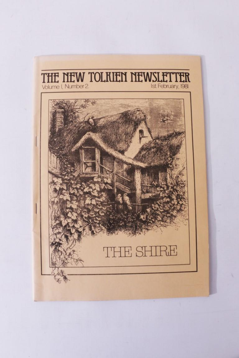 Elizabeth Holland & Robert Giddings - The New Tolkien Newsletter - Privately Printed, 1980-1982, First Edition.