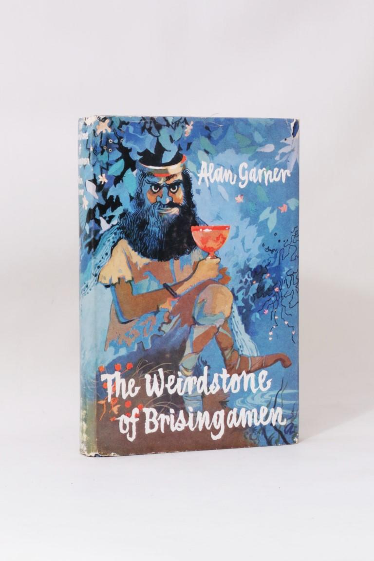 Alan Garner - The Weirdstone of Brisingamen - Collins, 1960, First Edition.