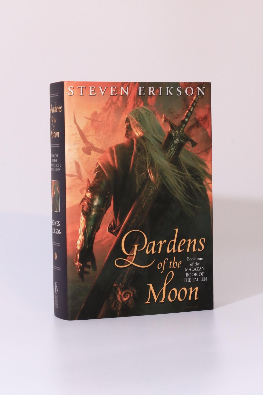Steven Erikson - Gardens of the Moon - Subterranean Press, 2009, Signed Limited Edition.