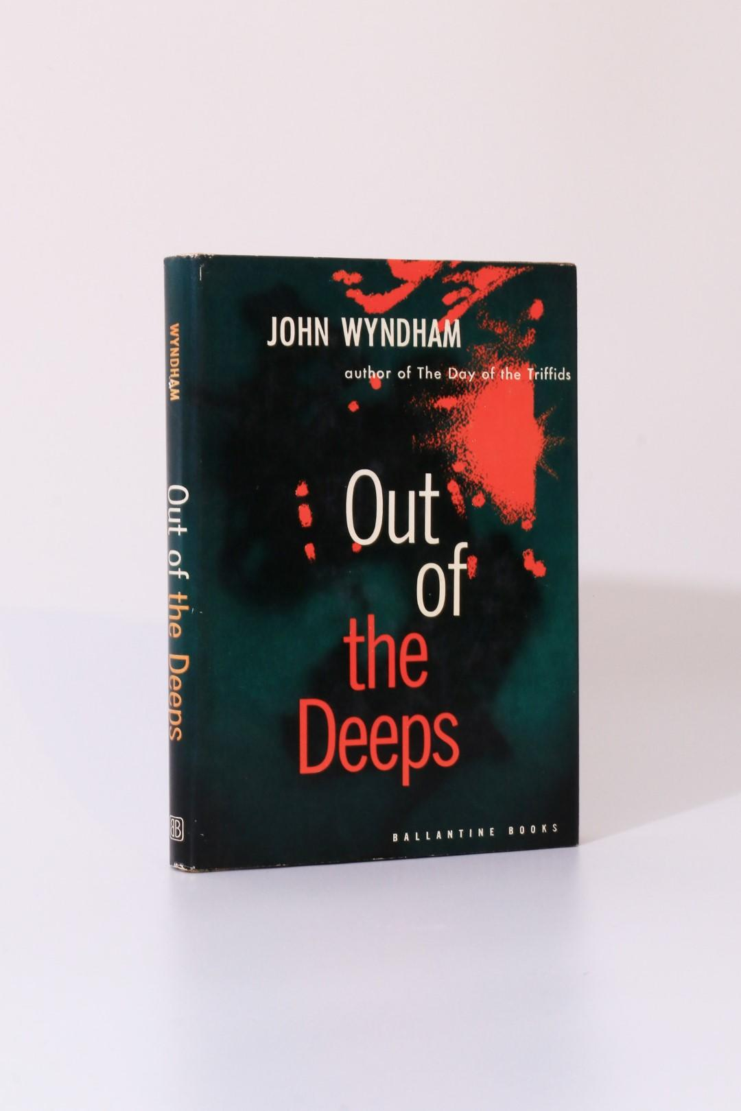 John Wyndham - Out of the Deeps - Ballantine Books, 1953, First Edition.