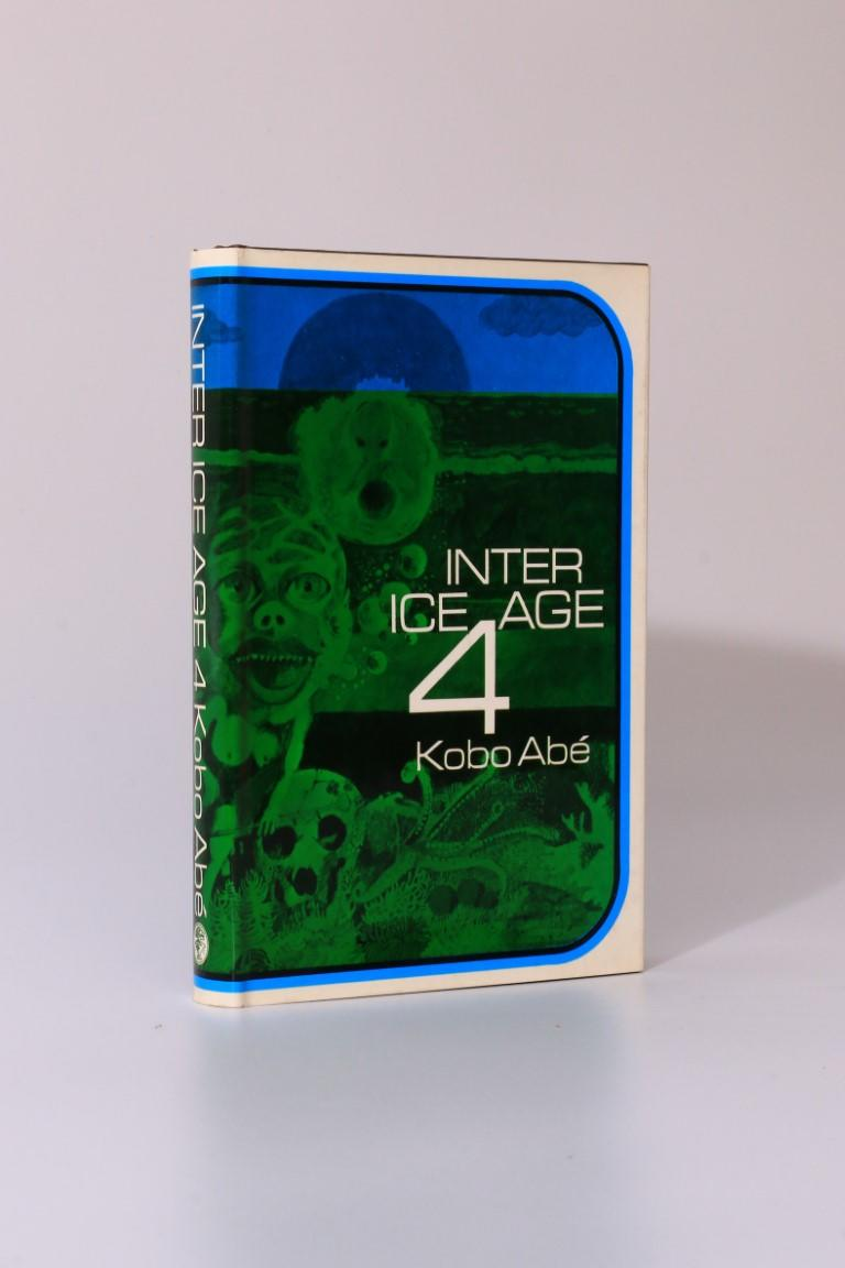 Kobo Abe - Inter Ice Age 4 - Jonathan Cape, 1970, First Edition.