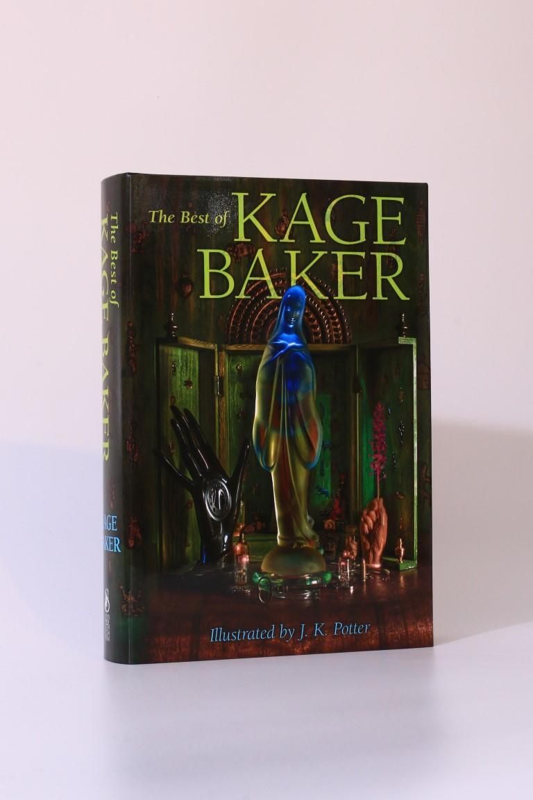 Kage Baker - The Best of Kage Baker - Subterranean Press, 2012, Signed Limited Edition.
