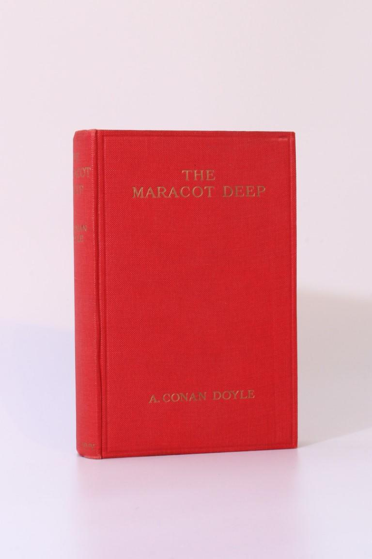 Arthur Conan Doyle - The Maracot Deep - John Murray, 1929, First Edition.