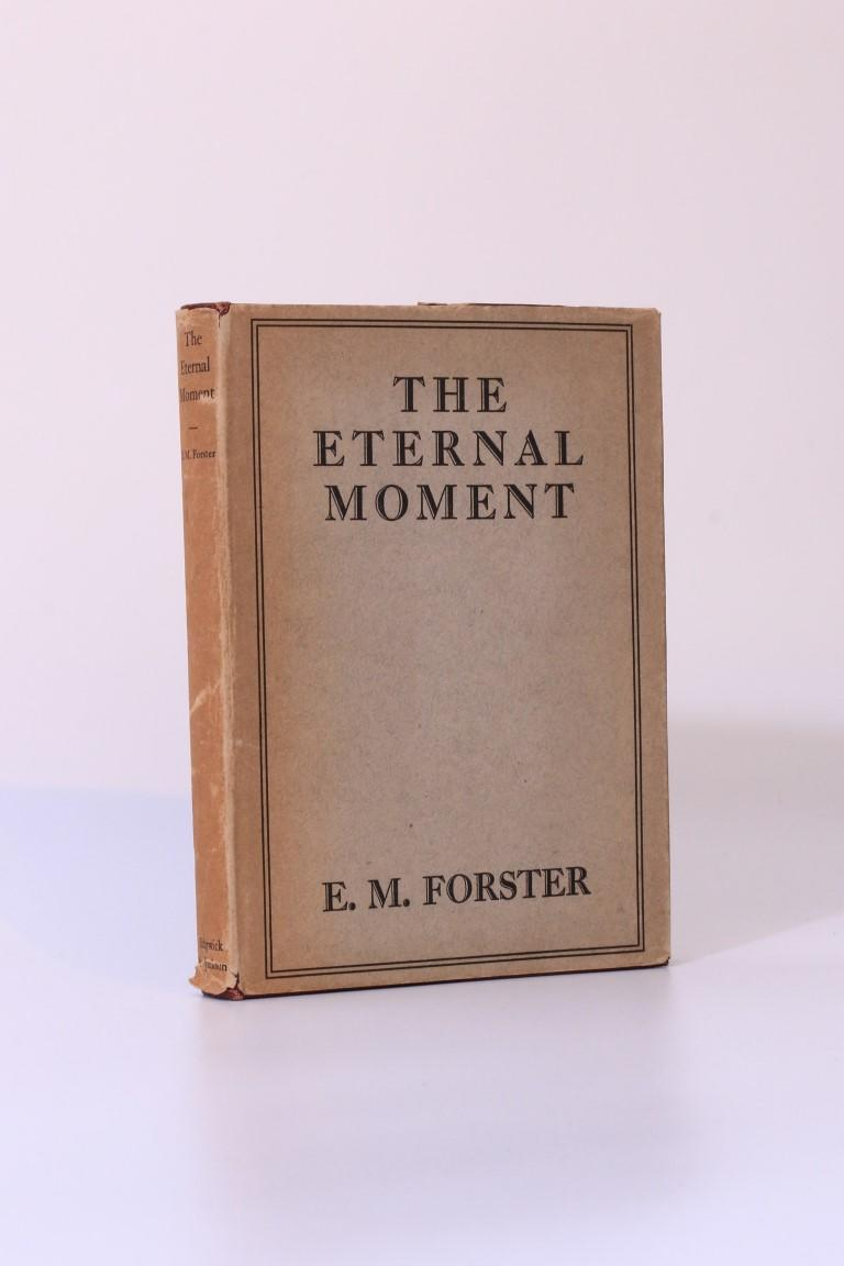 E.M. Forster - The Eternal Moment - Sidgwick & Jackson, 1928, First Edition.
