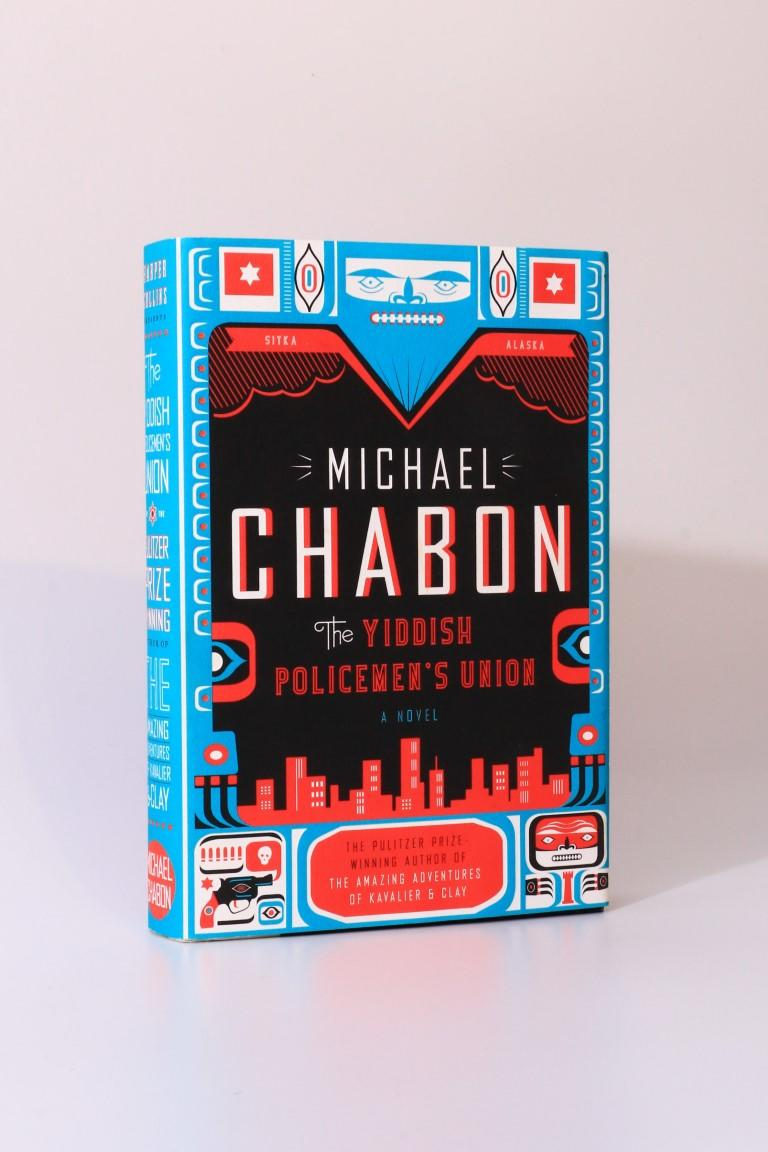 Michael Chabon - The Yiddish Policeman's Union - Harper Collins, 2007, Signed First Edition.