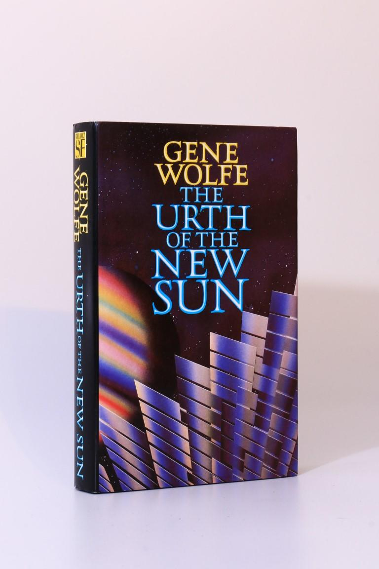 Gene Wolfe - The Urth of the New Sun - Gollancz, 1987, First Edition.