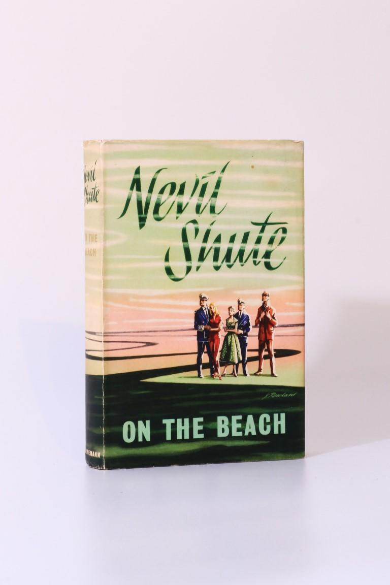 Nevil Shute - On the Beach - Heinemann, 1957, First Edition.