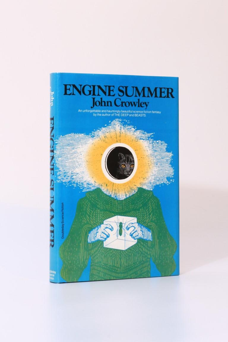 John Crowley - Engine Summer - Doubleday, 1979, First Edition.