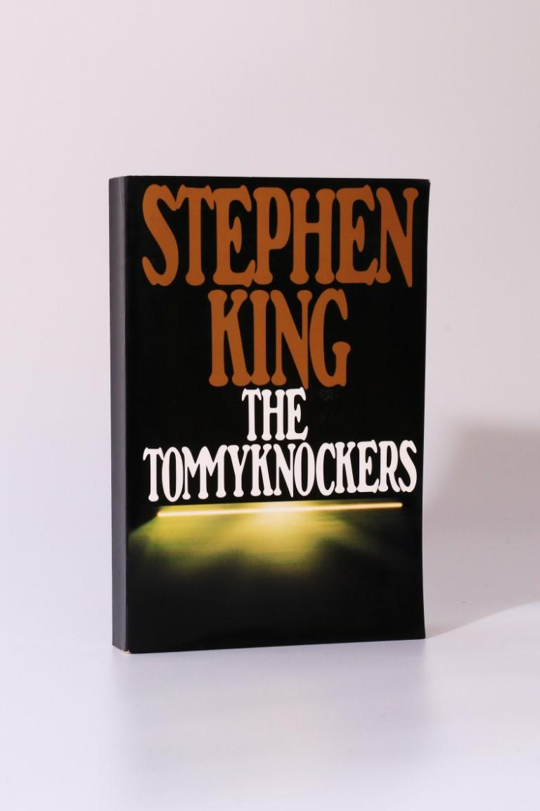 Stephen King - The Tommyknockers - Putnam's, 1987, Proof.