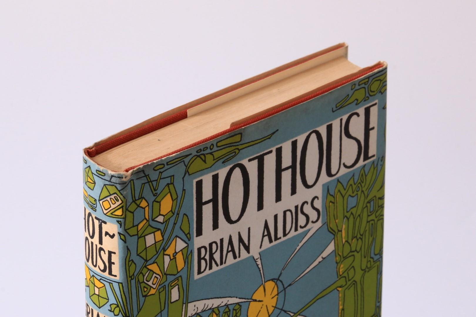 Brian Aldiss - Hothouse - Faber & Faber, 1962, First Edition.
