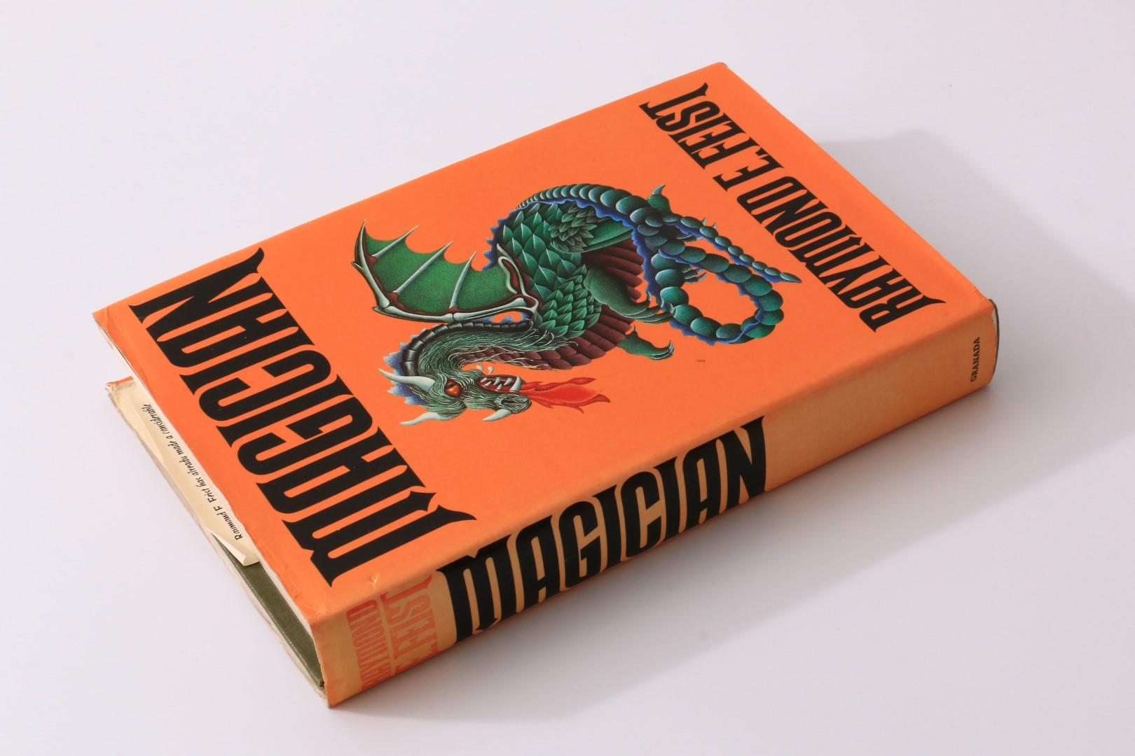 Raymond E. Feist - Magician - Granada, 1983, First Edition.