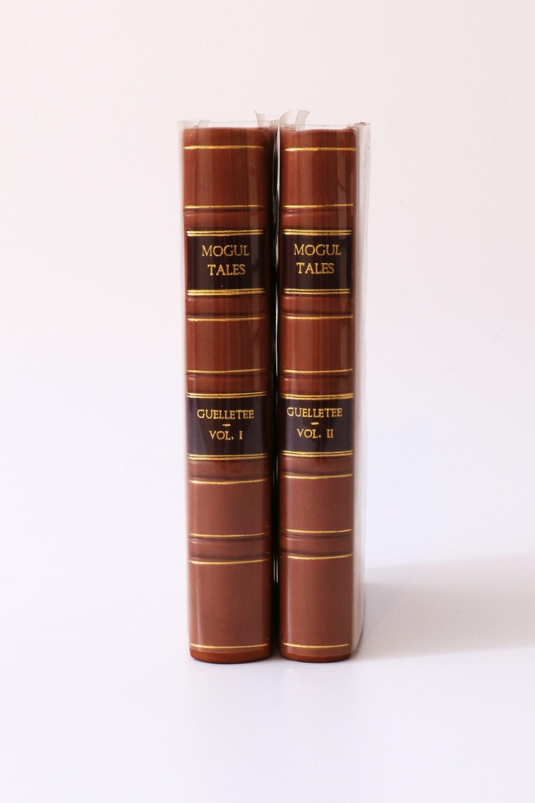 [Thomas Simon] Gueullette - Mogul Tales - J. Applebee, 1736, First Edition.