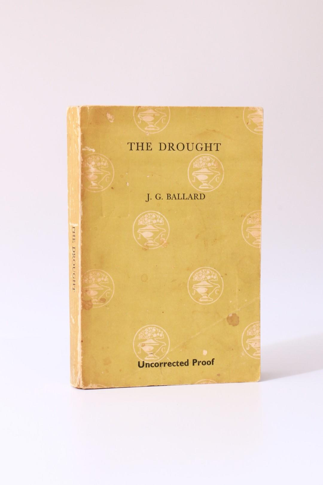 J.G. Ballard - The Drought - Jonathan Cape, 1965,