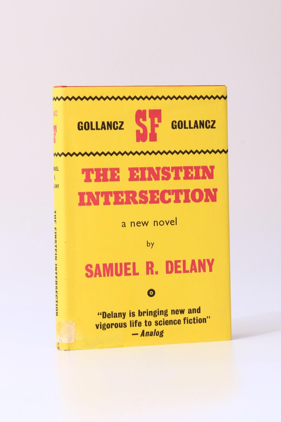 Samuel R. Delany - The Einstein Intersection - Gollancz, 1968, First Edition.
