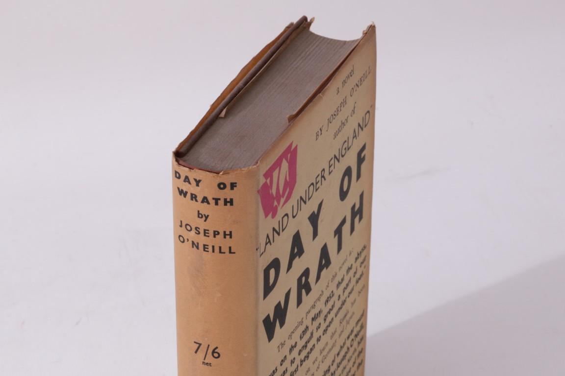 Joseph O'Neill - Day of Wrath - Gollancz, 1936, First Edition.