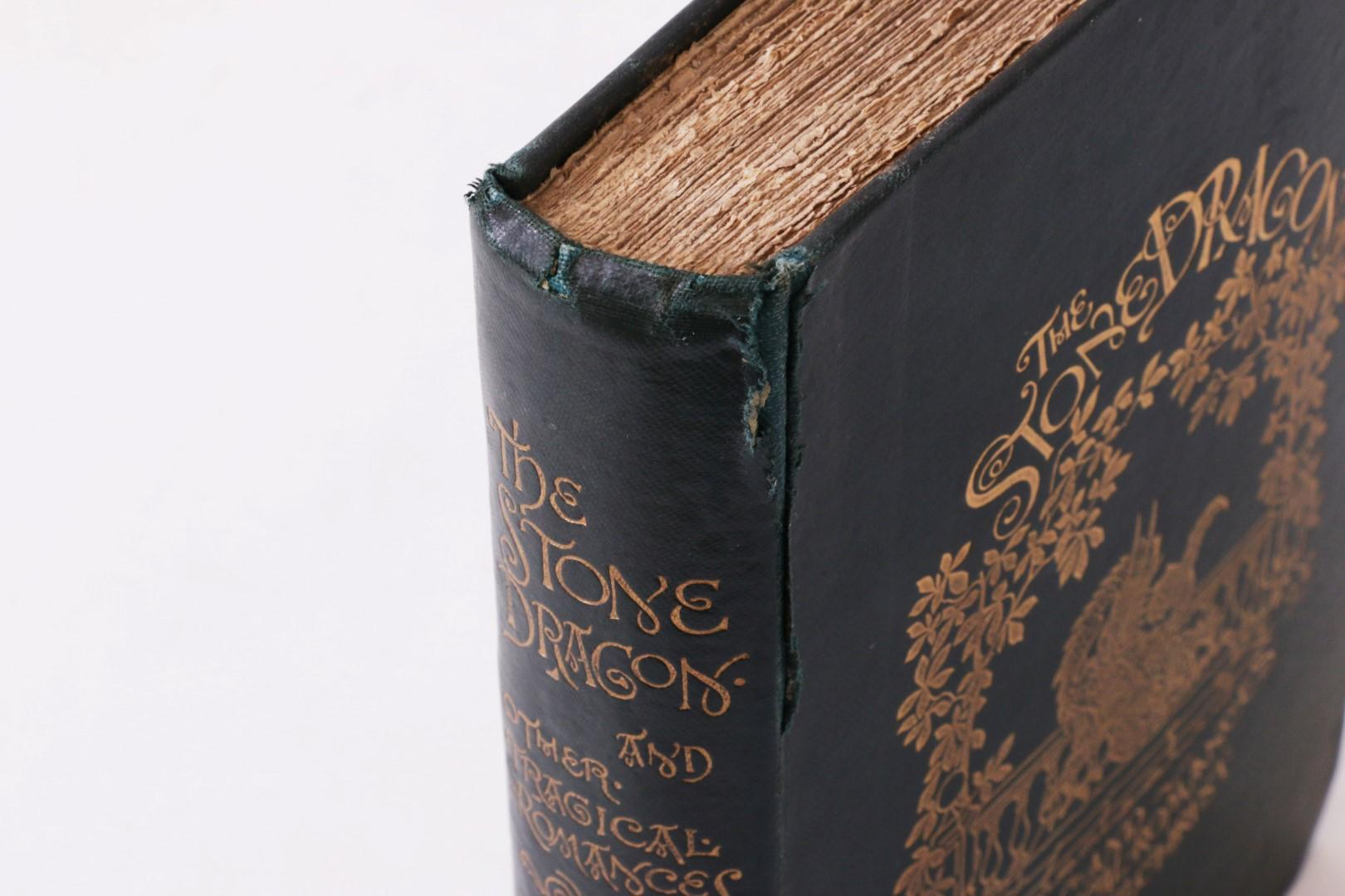 R. Murray Gilchrist - The Stone Dragon & Other Tragical Romances - Methuen, 1894, First Edition.