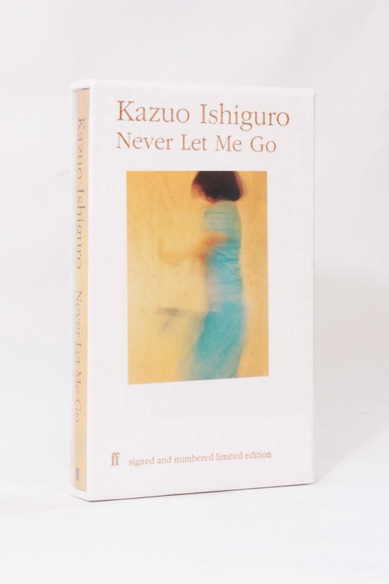 Kazuo Ishiguro - Never Let Me Go - Faber, 2005, Limited Edition.  Signed