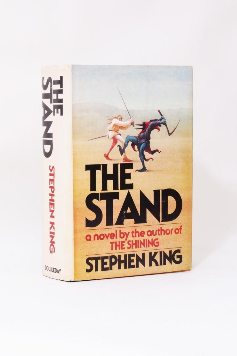 Stephen King - The Stand - Doubleday, 1978, First Edition.