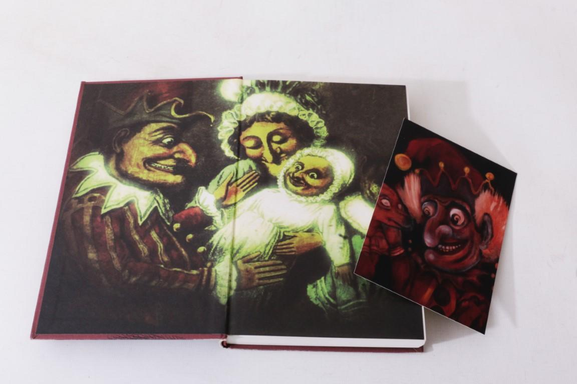 D.P. Watt, Charles Schneider & Cate Gardner - The Transfiguration of Mister Punch - Egaeus Press, 2013, Limited Edition.