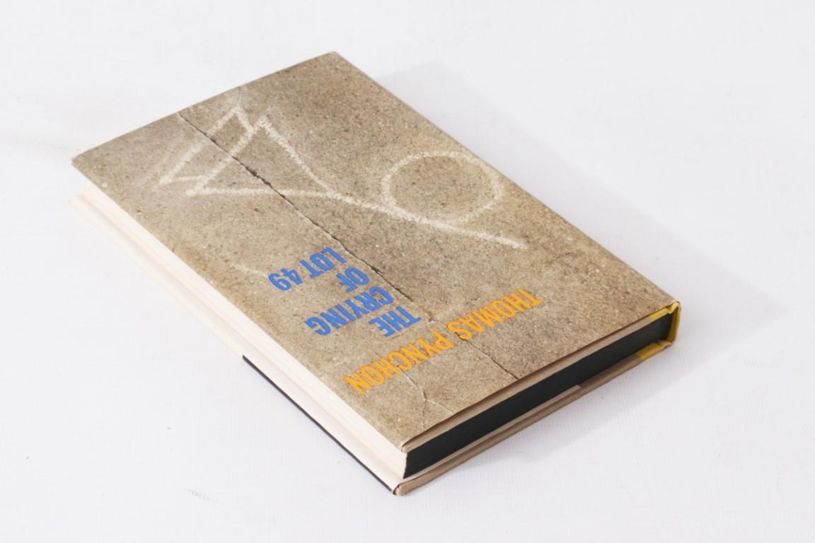 Thomas Pynchon - The Crying of Lot 49 - J.B. Lippincott, 1966, First Edition.