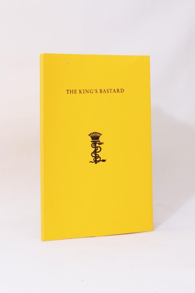 Stanislaus Eric Stenbock - The King's Bastard or, the Triumph of Evil - Durtro Press, 2004, Limited Edition.