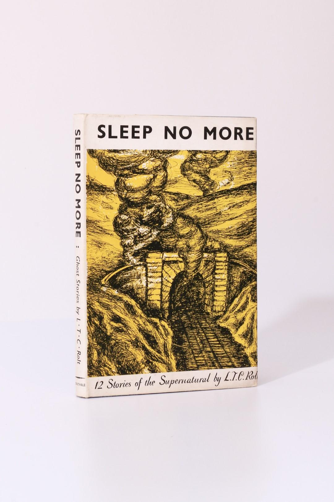 L.T.C. Rolt - Sleep No More - Constable, 1948, First Edition.