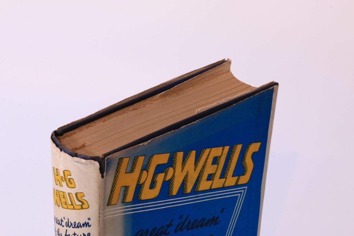 H.G. Wells - The Shape of Things to Come - Hutchinson, 1933, First Edition.