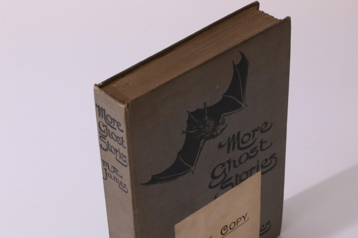 M.R. James - More Ghost Stories of an Antiquary - Edwin Arnold, 1911, First Edition.