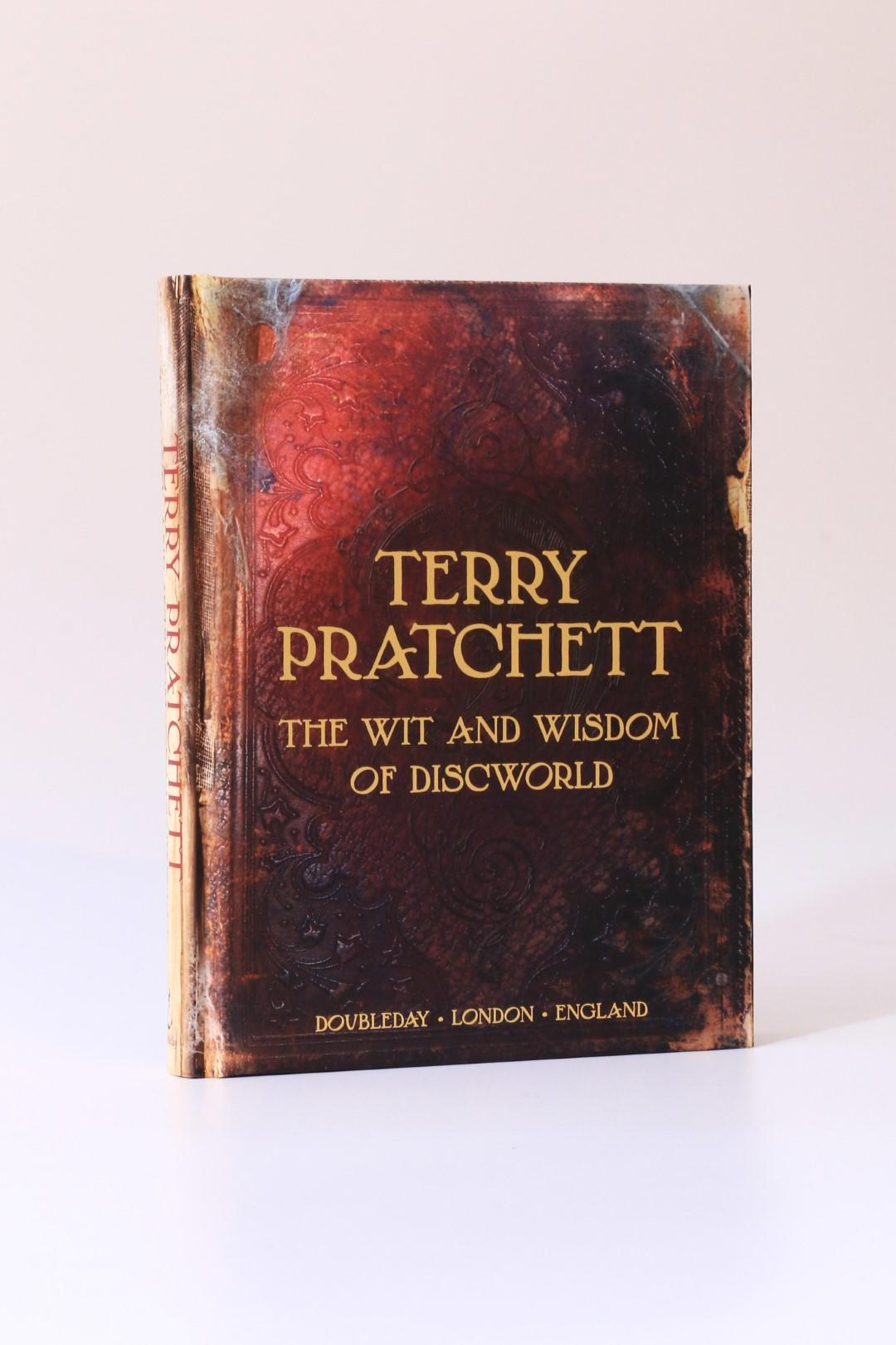 Terry Pratchett [Stephen Briggs] - The Wit and Wisdom of Discworld - Doubleday, 2007, First Edition.