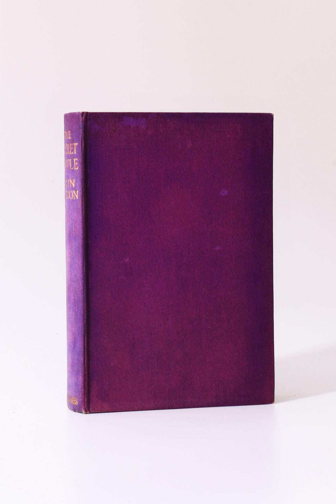 John Beynon [John Wyndham] - The Secret People - Newnes, n.d. [1935], First Edition.