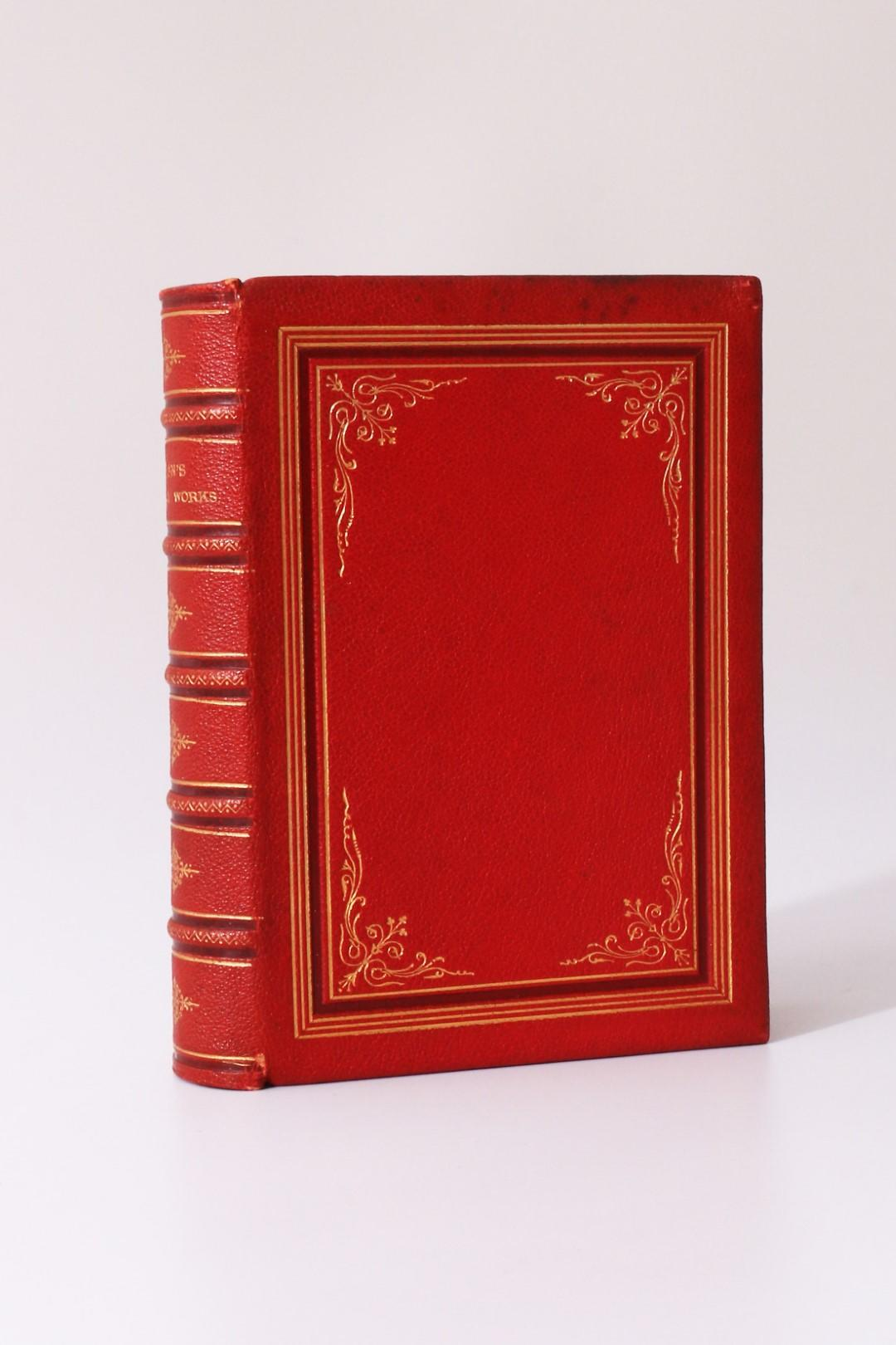 Lord Byron - The Poetical Works - Ward, Lock & Co., n.d. [c1890s], Later Edition.