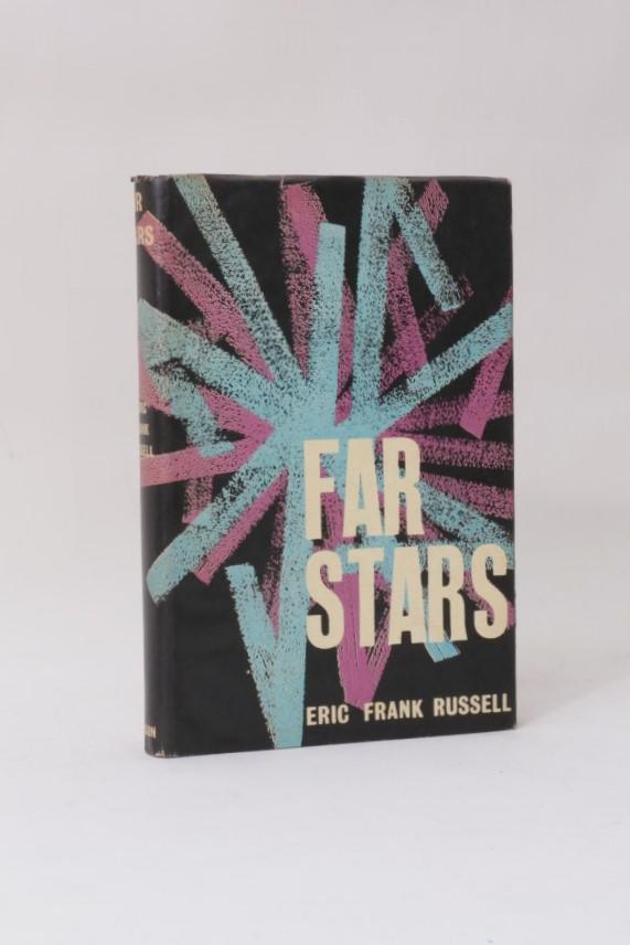 Eric Frank Russell - Far Stars - Dobson, 1961, First Edition.