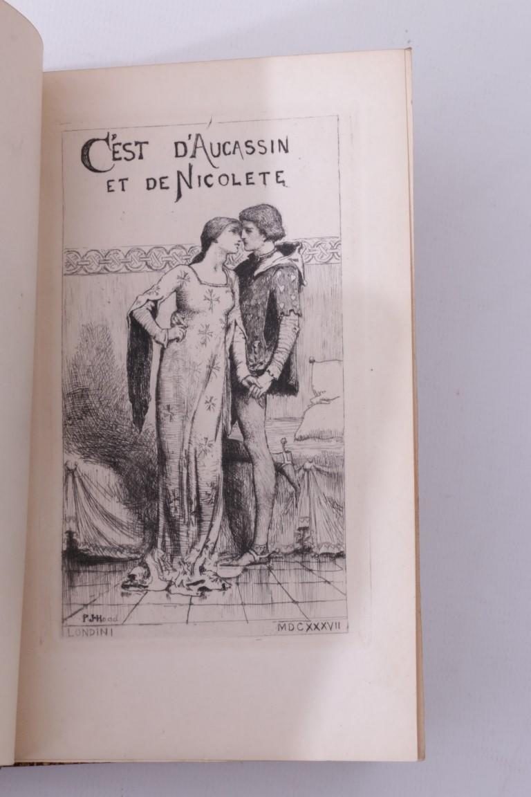 Andrew Lang - Aucassin and Nicolete - David Nutt, 1887, Limited Edition.