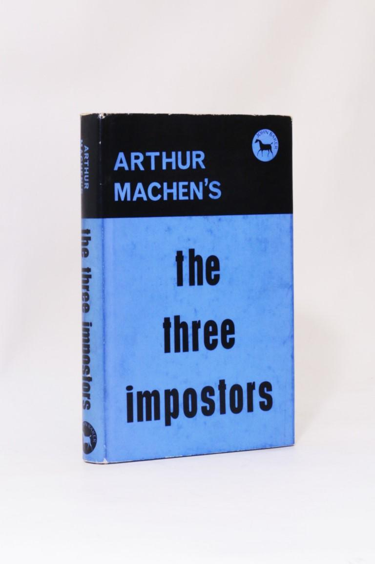 Arthur Machen - The Three Impostors - John Baker, 1964, Later Edition.