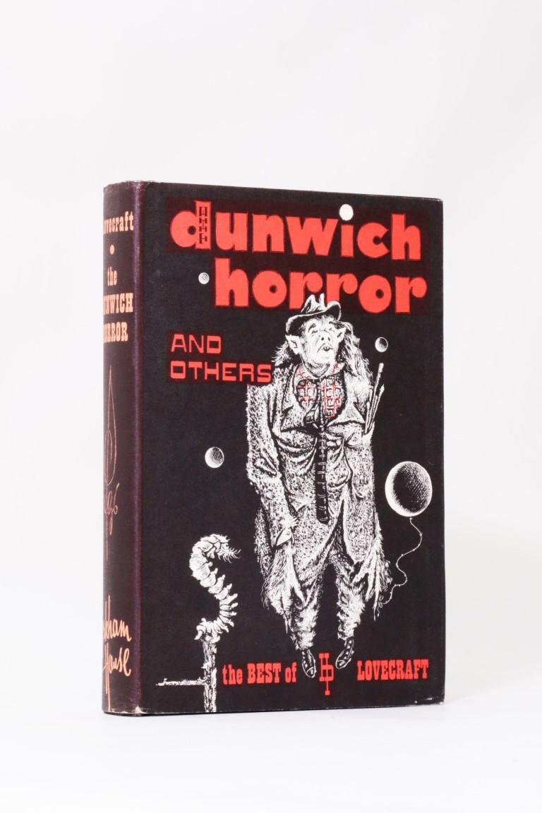 H.P. Lovecraft - The Dunwich Horror - Arkham House, 1963, First Edition.