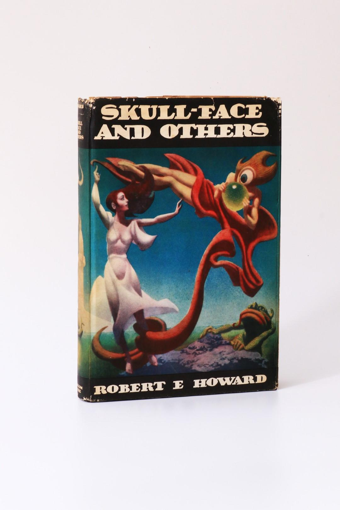 Robert E. Howard - Skull-Face and Others - Arkham House, 1946, First Edition.