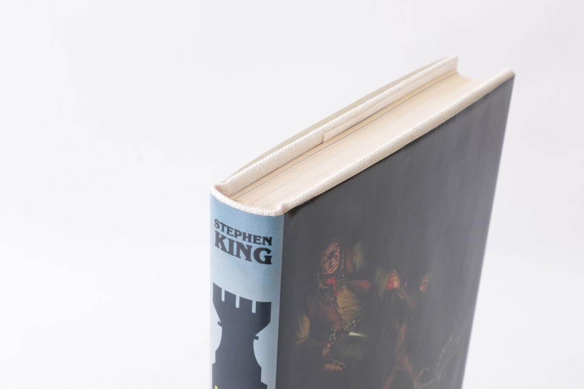 Stephen King - The Dark Tower: The Gunslinger - Grant, 1982, Limited Edition.  Signed