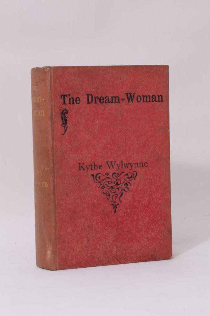 Kythe Wylwynne [M.E.F. Hyland] - The Dream-Woman - T. Fisher Unwin, 1901, First Edition.